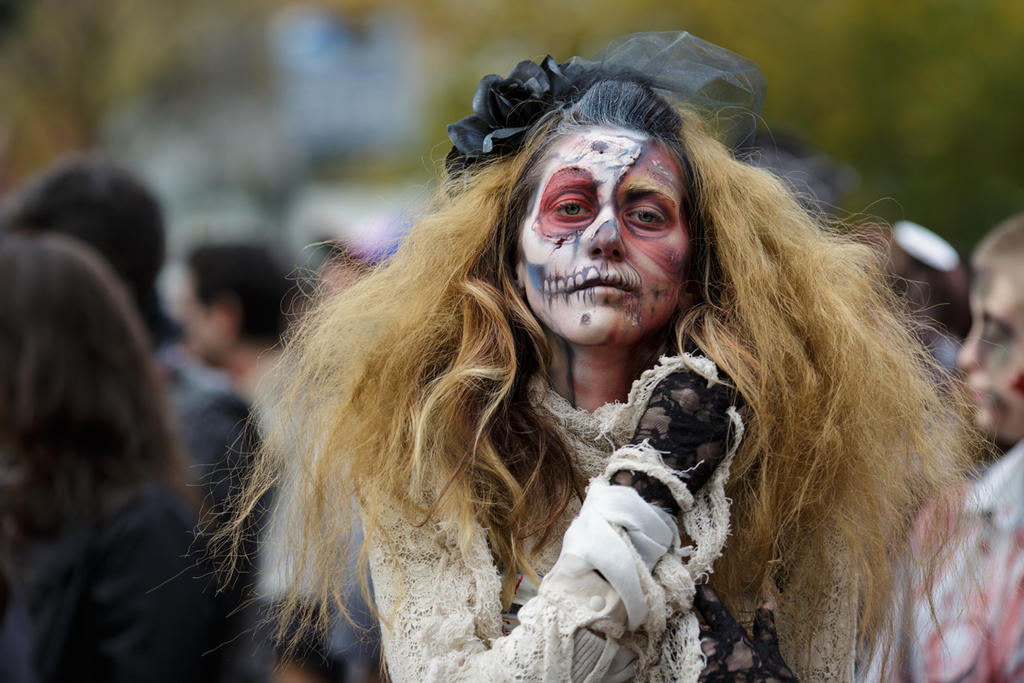 Montreal Zombie Walk - III by 10thapril
