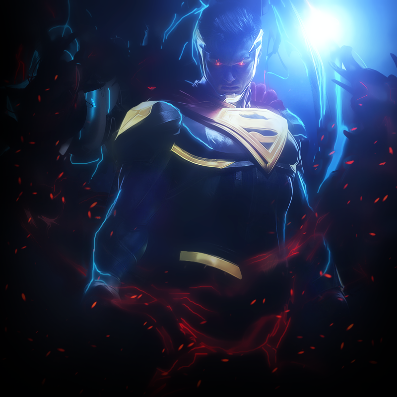Superman by AcCreed