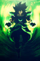 Broly by AcCreed