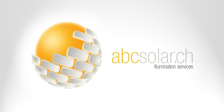 Solar Logo by Sunjo