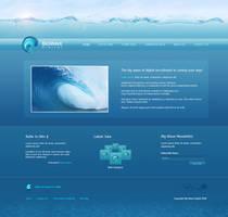 Big Wave by Sunjo