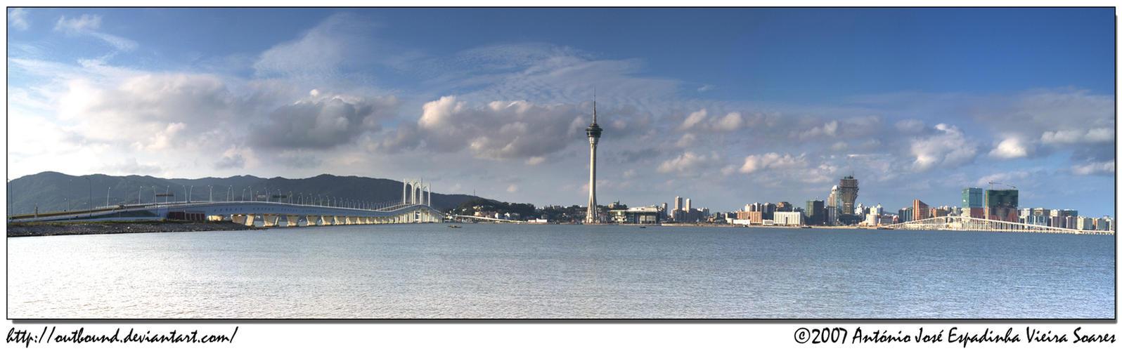 Macau... by Outbound