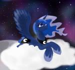 Princess Luna - It's the stars