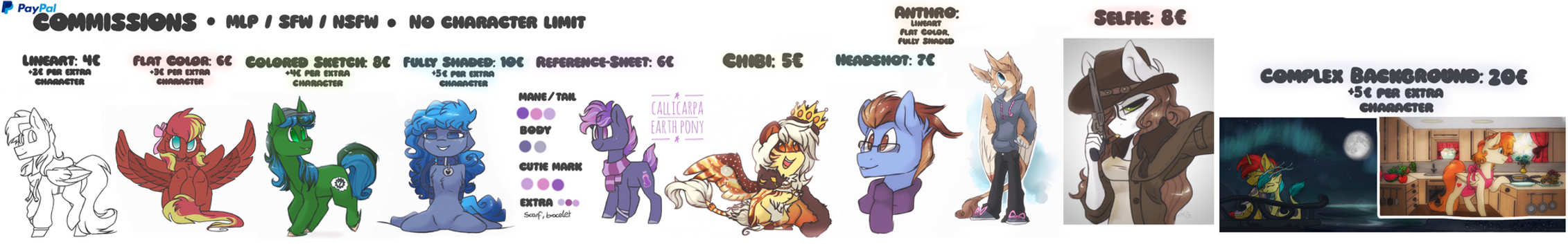 Commission-Sheet by HiccupsTheNoodle