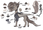 Hiccy | OC | Ref-Sheet