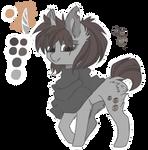 Capper | Fallout Equestria | OC