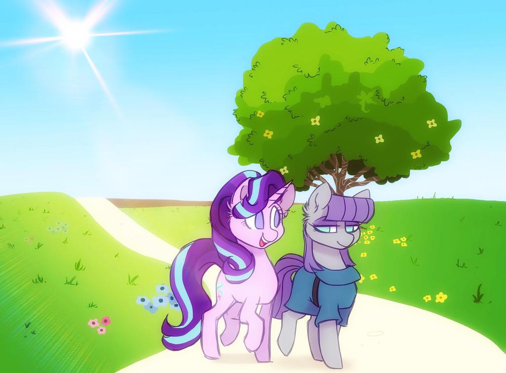 Starlight and Maud