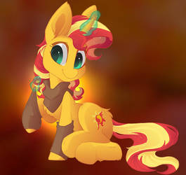 Sunny by HiccupsDoesArt