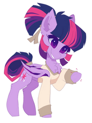 My G5 Twilight by HiccupsDoesArt
