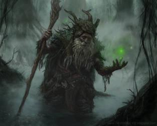 Swamp Elder by ogilvie
