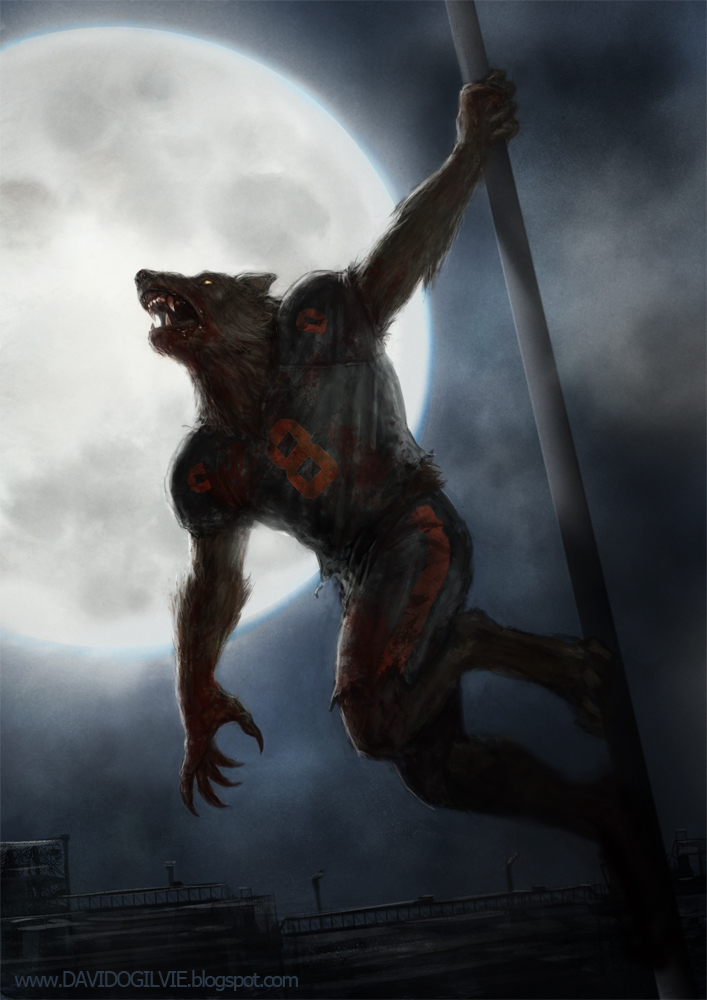 Wolf Blitzer by ogilvie
