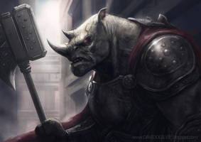 Ironclad by ogilvie