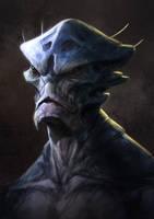 Alien by ogilvie