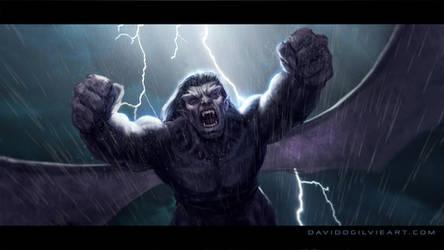 Goliath by ogilvie