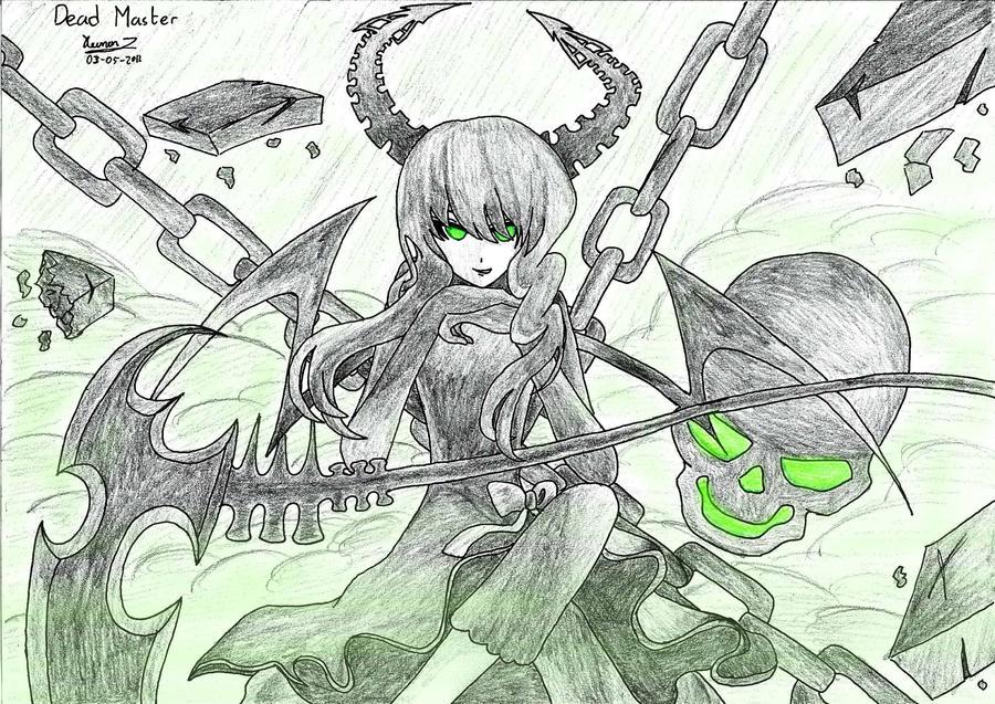 Dead Master by keenan905