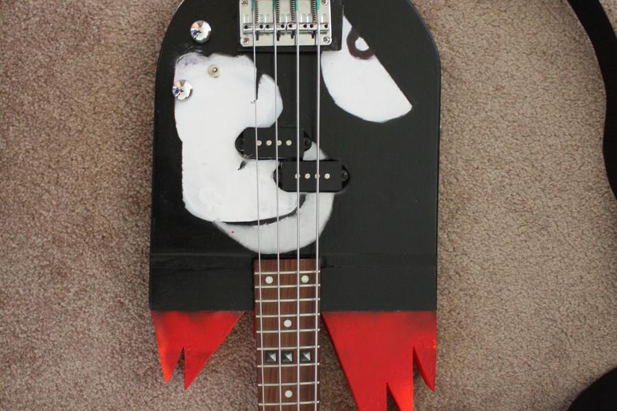 Bullet Bill Bass Guitar