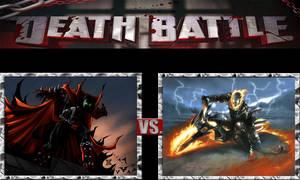 Spawn vs. Ghost Rider