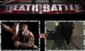 Kratos vs. Alduin