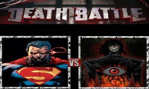Superman vs. Alucard