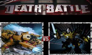 Fire Warriors vs. Zealots