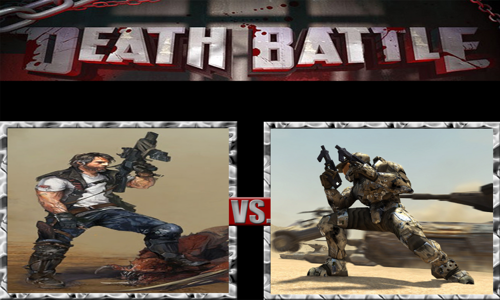 James Raynor vs. Master Chief by ScarecrowsMainFan on ...