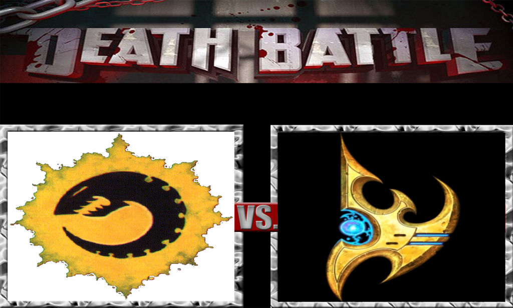 Tyranids vs  Protoss by ScarecrowsMainFan on DeviantArt