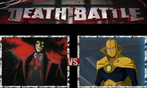 Alucard vs. Dr.Fate