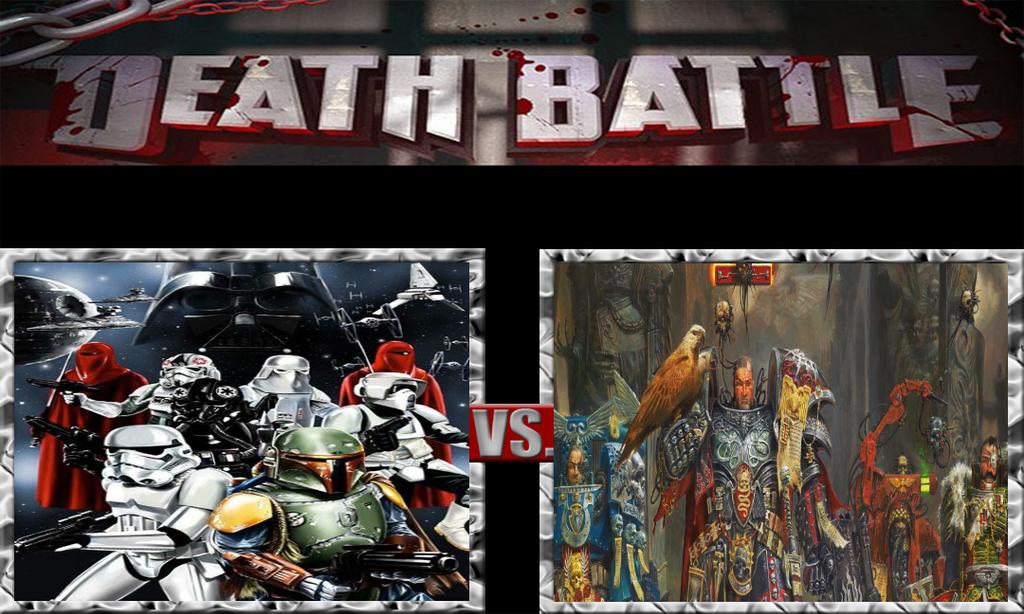 Xenomorph Vs Zerg Galactic Empire vs. Im...