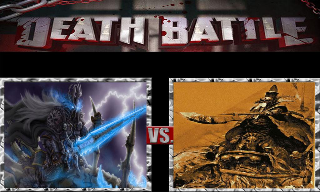 Ogre Battle Lich
