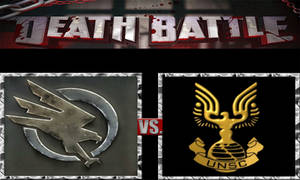 GDI vs. UNSC by ScarecrowsMainFan