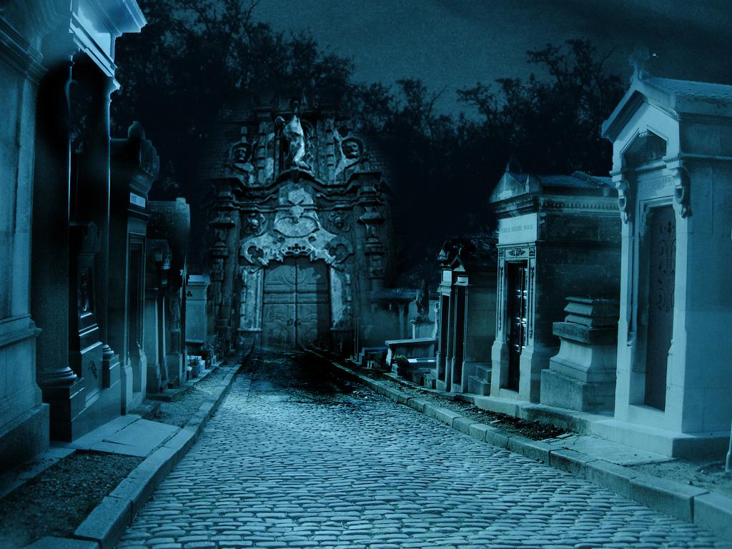 Bedroom Light Premade Background Graveyard By H Stock On Deviantart