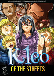 Kleo of the Streets Softcover art