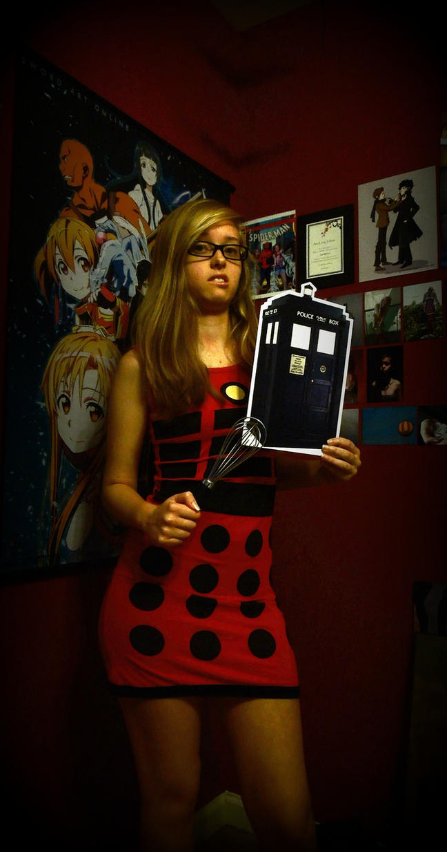 Happy (Exterminate) Halloween by ForeverFugitive