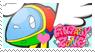 I love Fantasy Zone Stamp by Whirlboom94