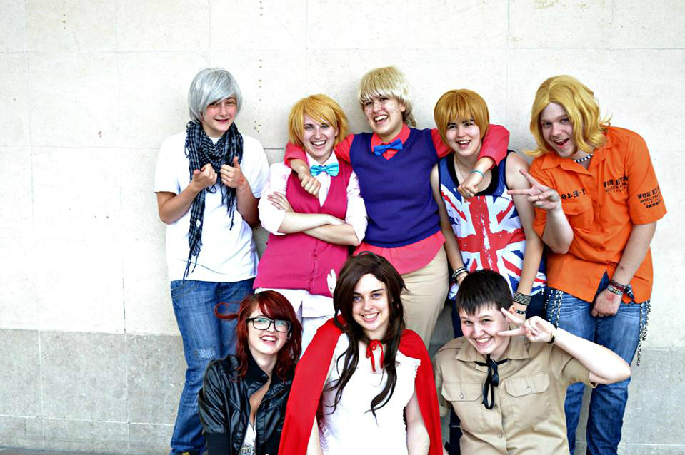 HETALIA: Group Cosplay by MyNameIsEffyDakota on DeviantArt