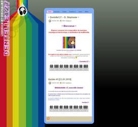 Midi Dentelle Web Site by startos