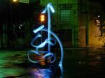 light graffiti I