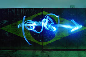 light graffiti VII by roledeluz