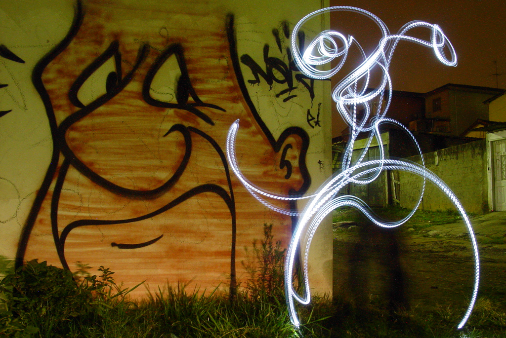 light graffiti VIII by roledeluz