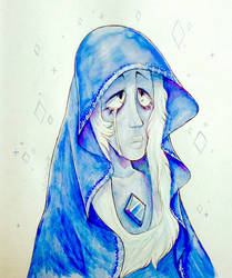 Blue Diamond by WinterFox18