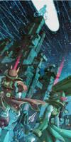 Megaman Zero, The Death Of A Hero