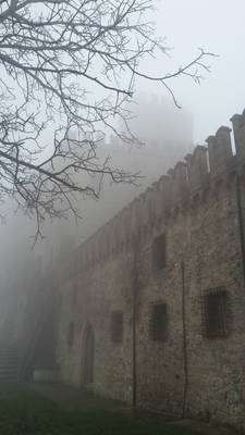 Mist in the castle