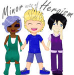 Minor Acts of Heroism by meerodi