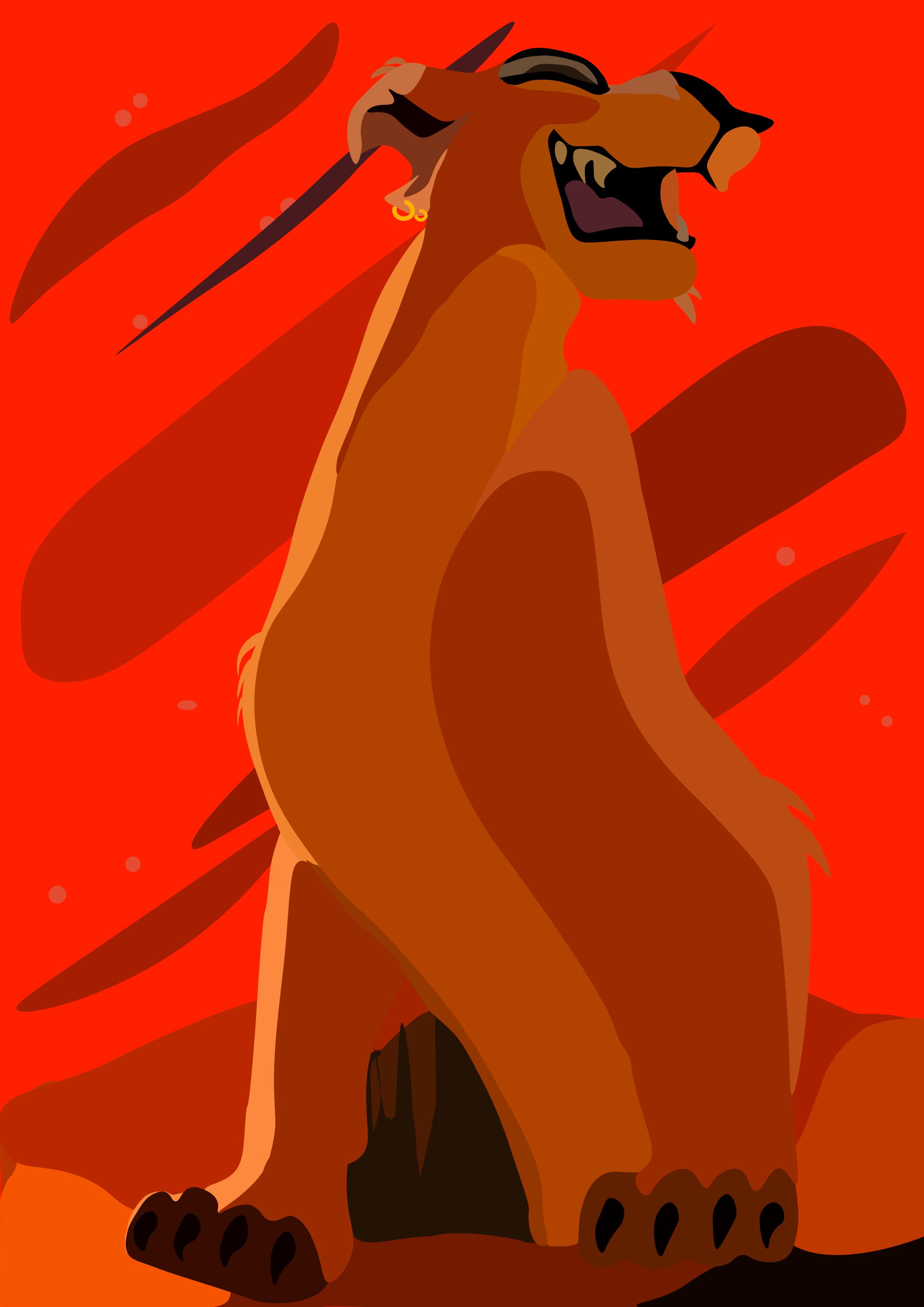 Zira Queen of Lion by Melgor101
