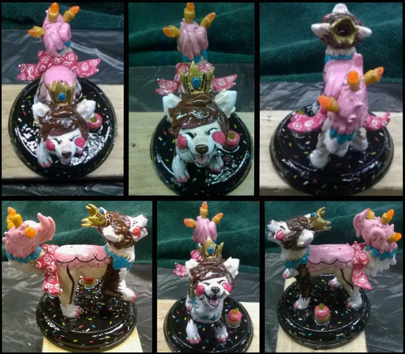 Princess Keki by Kiwikichu