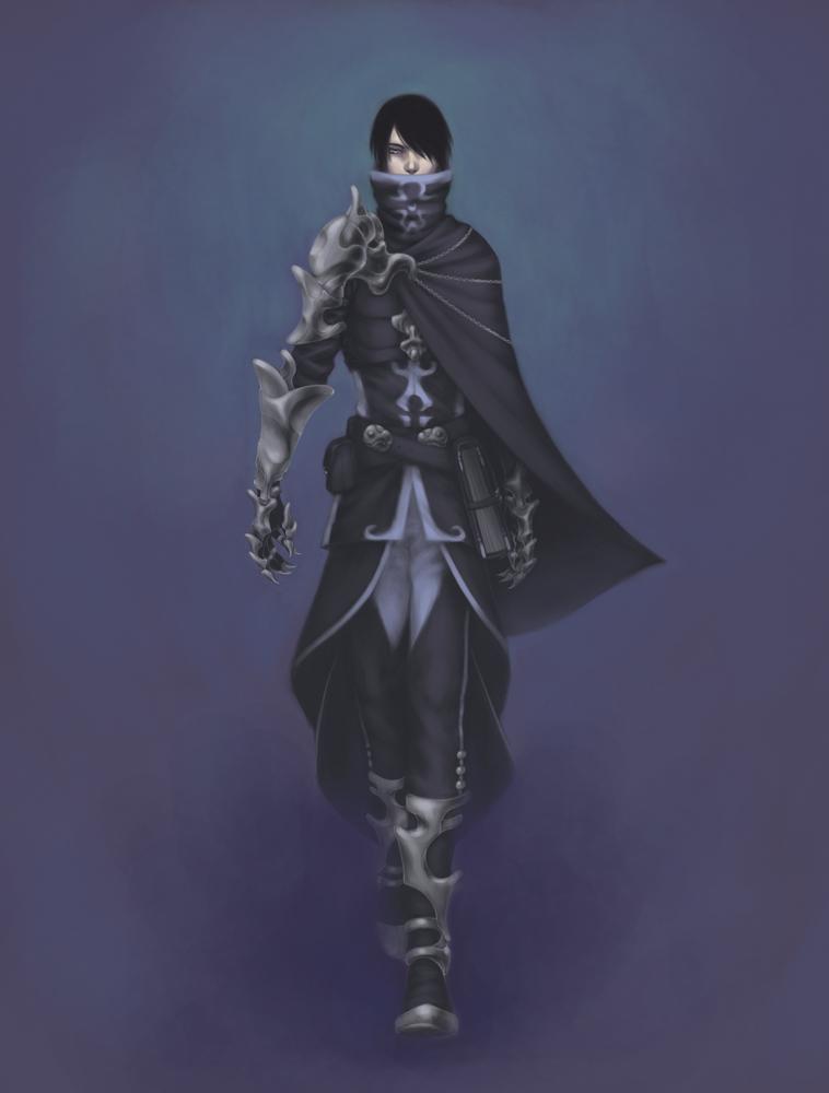 [Human] Azar'jahan Fereydoun: Son of the Moon Spirit_mage_by_evelar-d40hzhu