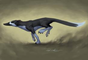 Platypus Dog by Evelar