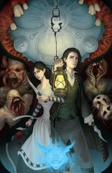 Crossover: Amnesia - The Madness Returns by Evelar