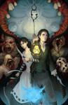 Crossover: Amnesia - The Madness Returns