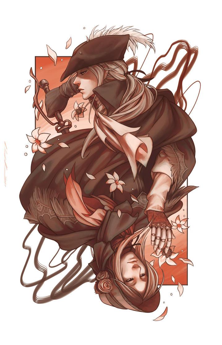 Lady Maria by Evelar